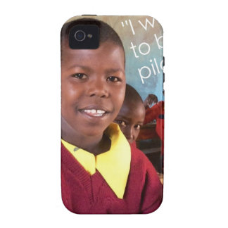 Gifts For Good Maasai Student Case-Mate iPhone 4 Cases