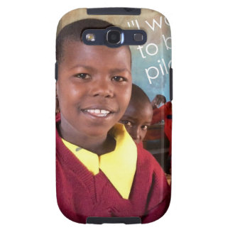 Gifts For Good Maasai Student Samsung Galaxy SIII Cases