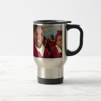 Gifts For Good Maasai Student Travel Mug