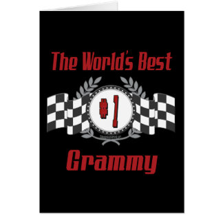 Gifts For Grammy Card