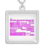 Gifts for Granddaughters : Greatest Granddaughter Jewelry