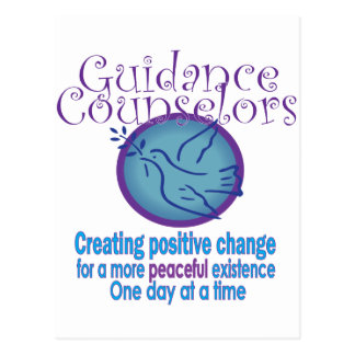 Gifts for Guidance Counselors Postcard