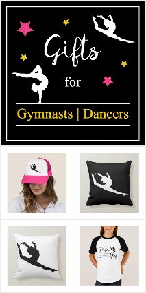 Gifts for Gymnastics or Dancers
