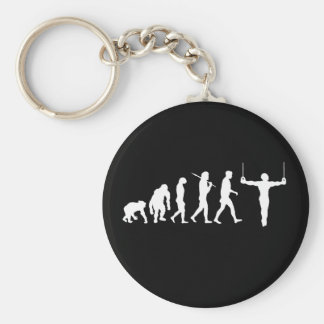GIfts for Gymnasts - gymnastics rings Keychain