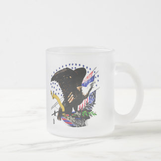 Gifts for Him on Father's Day Frosted Glass Coffee Mug