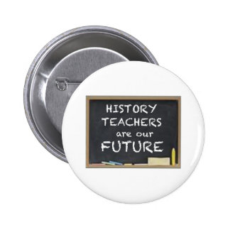 GIFTS FOR HISTORY TEACHERS PINBACK BUTTON
