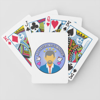 Gifts for Kind Doormen and Managers Bicycle Playing Cards