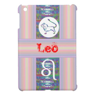 Gifts for LEO - - Birth Star Symbol Case For The iPad Mini