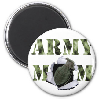 Gifts for many different kinds of moms 2 inch round magnet
