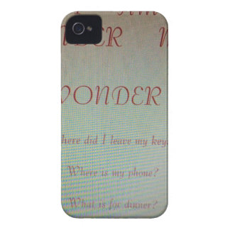 Gifts For Moms Case-Mate iPhone 4 Case