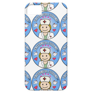 Gifts for Nurse Take care of Blond Celeste to me iPhone SE/5/5s Case