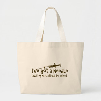 Gifts for Nurses & Diabetics Canvas Bags