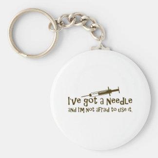 Gifts for Nurses & Diabetics Keychain