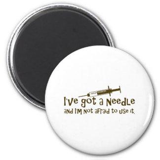 Gifts for Nurses & Diabetics Magnet