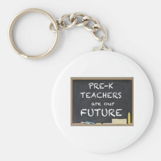 GIFTS FOR PRE-K TEACHERS KEYCHAIN