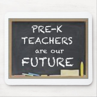 GIFTS FOR PRE-K TEACHERS MOUSE PAD