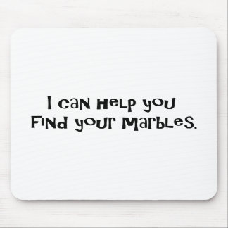 Gifts for Psychiatrists Mouse Mat
