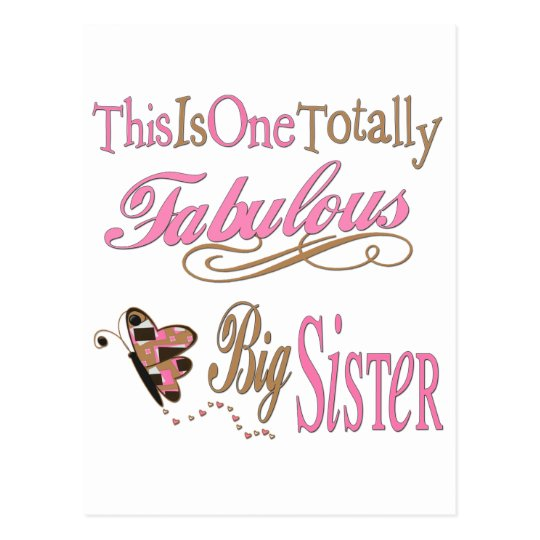 Gifts For Sisters Postcard