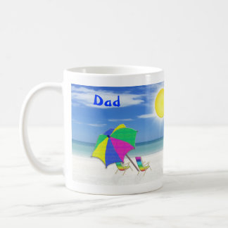 Gifts for Snowbirds, Florida Snowbird Mug for DAD