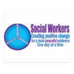 Gifts for Social Workers Postcard