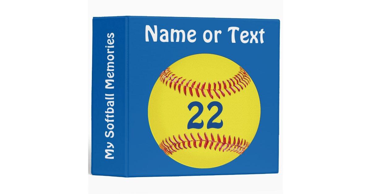 Gifts for Softball Players Softball