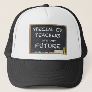 GIFTS FOR SPECIAL ED TEACHERS TRUCKER HAT