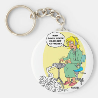 Gifts For Stenographers Keychain
