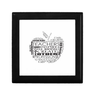 Gifts for Teachers Jewelry Box