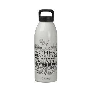 Gifts for Teachers Water Bottles
