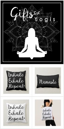 Gifts for Yogis