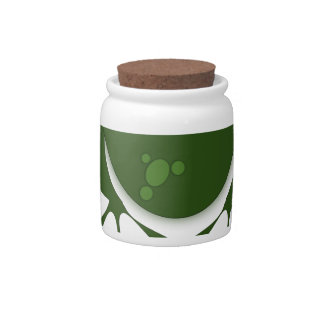 Gifts Frog Candy Jar