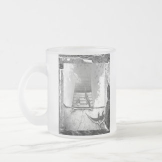 Gifts From Animals Frosted Glass Coffee Mug