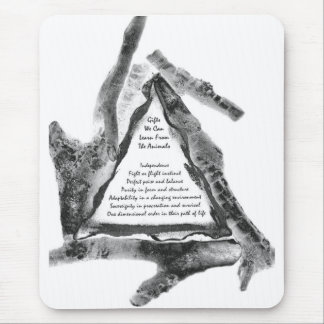 Gifts From Animals Mouse Pad