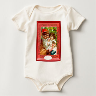 Gifts from Santa for a little girl Bodysuits