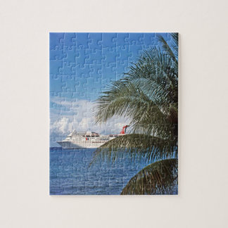 Gifts from the Caribbean Puzzle