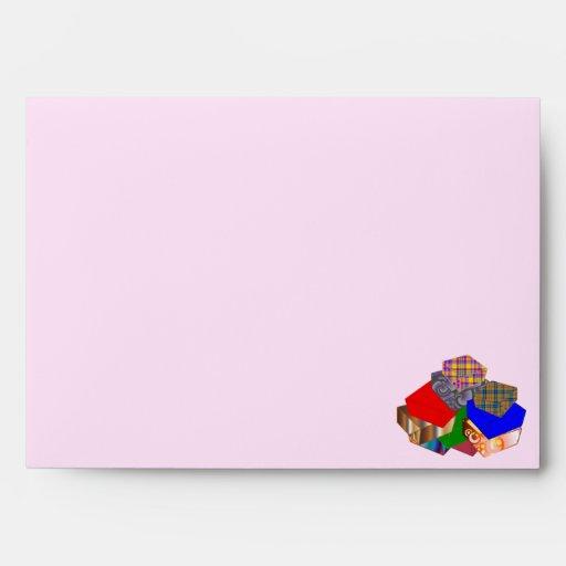 Gifts Galore Envelope