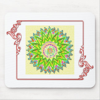 Gifts Memorial - Joy to give n receive Mouse Pad