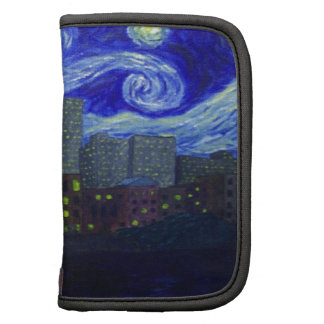 """Gifts: """"Nashville Starry Night"""" by Jack Lepper Folio Planners"""