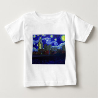 """Gifts: """"Nashville Starry Night"""" by Jack Lepper Tee Shirts"""