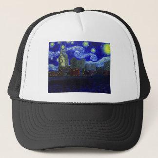 "Gifts: ""Nashville Starry Night"" by Jack Lepper Trucker Hat"