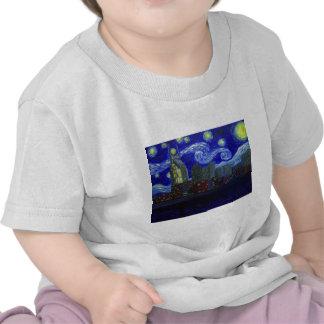 "Gifts: ""Nashville Starry Night"" by Jack Lepper Shirts"