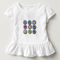 Gifts of I am Very Flamenco Multicoloured… Shirt