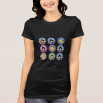 Gifts of I am Very Flamenco Multicoloured… Shirts