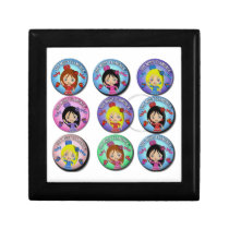 Gifts of I am Very Flamenco Multicoloured… Trinket Box