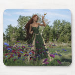 Gifts of Spring - Fairy Mousepad