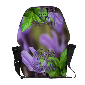 Gifts of the Earth Courier Bag