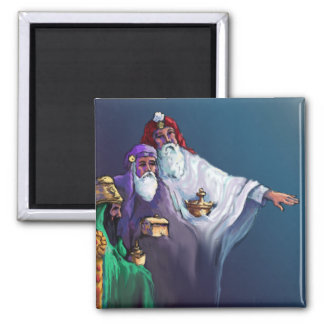 GIFTS of the MAGI by SHARON SHARPE 2 Inch Square Magnet