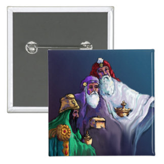 GIFTS of the MAGI by SHARON SHARPE Pinback Button