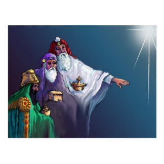 GIFTS of the MAGI by SHARON SHARPE Postcard