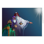 GIFTS of the MAGI & VERSE by SHARON SHARPE Greeting Card